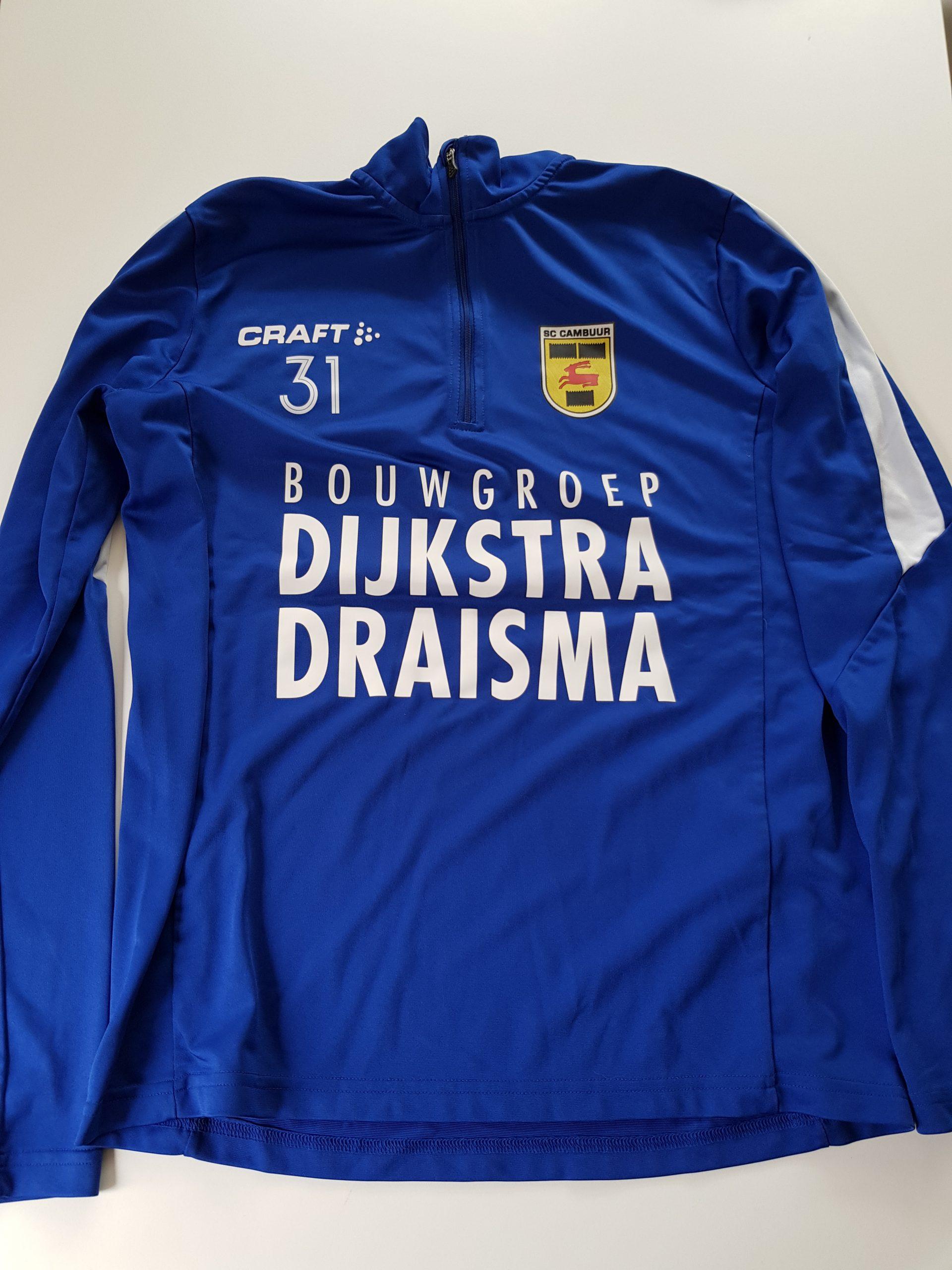 Trainingspak Piet Halman Voetbalkledingsale